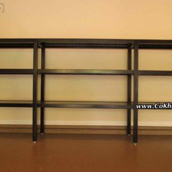 Cơ khí Gia Hưng chuyên sản xuất kệ chứa hàng khung sắt CK469