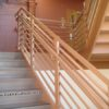 Tay vịn cầu thang sắt CK222