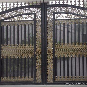 """Giá mẫu cửa cổng sắt biệt thự CK936 + hàng rào tại TpHCM ở đâu """"tốt"""" nhất"""