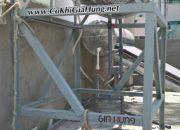 Dịch vụ hàn khung sắt nâng chân bồn nước tại TpHCM
