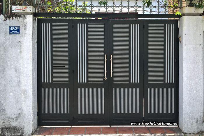 Cơ sở làm cửa cổng song sắt CK1056 tại Phú Nhuận uy tín, chất lượng & giá tốt ?