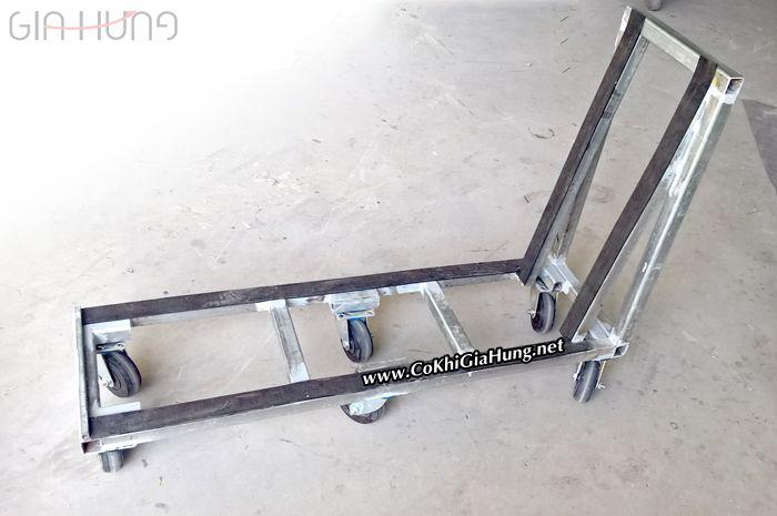 Xe đẩy hàng sắt hộp CK1086