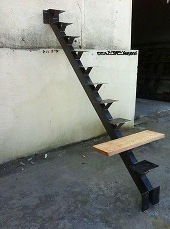 Ý tưởng làm cầu thang sắt lạ nhất tháng 3/2017
