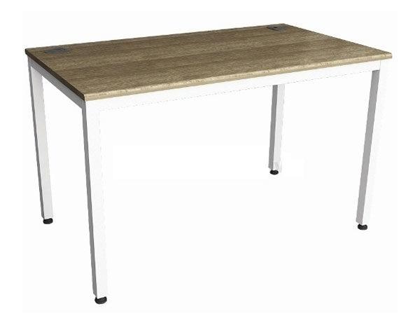 Mẫu bàn ăn chân sắt mặt gỗ CKB1302 giá rẻ tỉ kệ nghịch với chất lượng